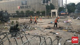Korban Selamat Peluru Tajam Aksi 22 Mei Sudah Pulang dari RS