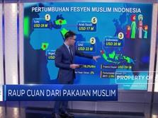 Menikmati Iklim Fesyen Muslim