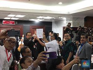 Resmi! Prabowo Ajukan Gugatan Sengketa Hasil Pilpres di MK