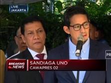 Prabowo-Sandi Resmi Gugat Pilpres 2019 ke MK