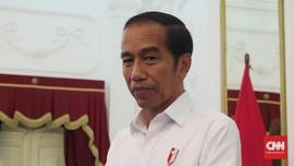 Jokowi Singgung Hoaks dan Fitnah di Upacara 1 Juni