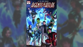 Marvel Siap Rilis Komik 'Avengers' ala Asia, Agents of Atlas