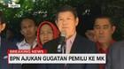 VIDEO: BPN Ajukan Gugatan Pemilu ke MK Malam Ini