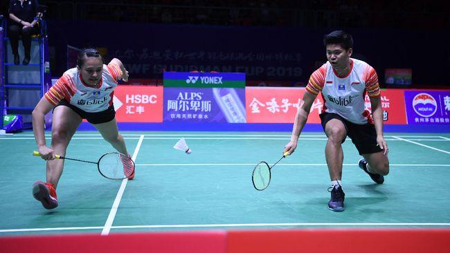 Hasil Piala Sudirman: Indonesia Lolos ke Semifinal