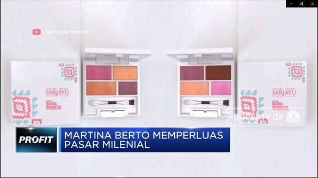 MBTO Strategi Pasar Martina Berto