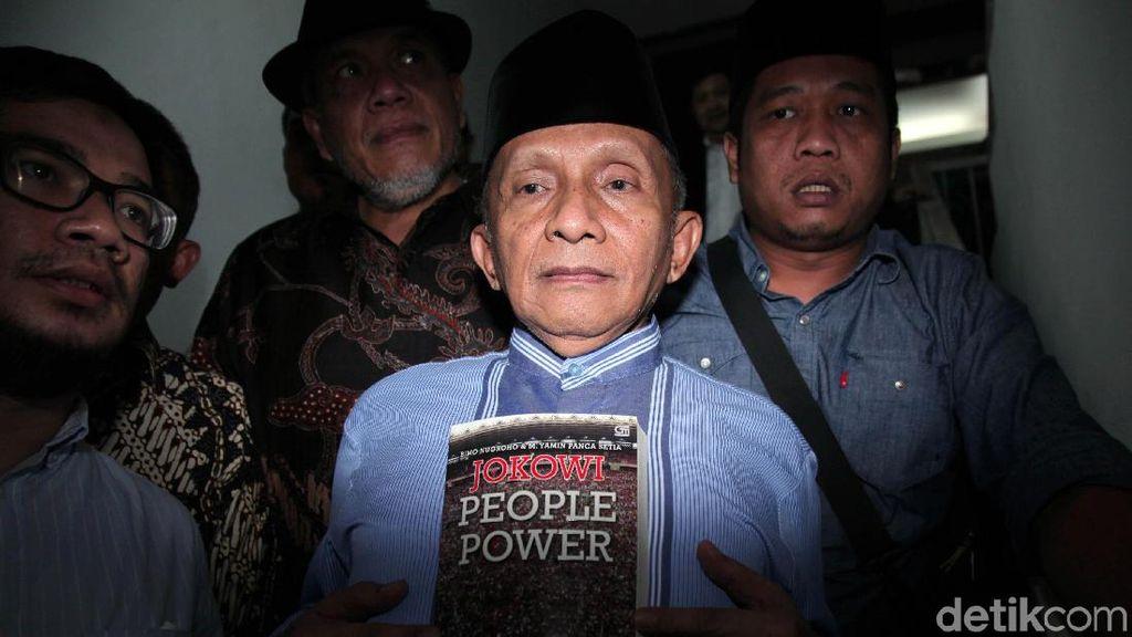Istri Penulis 'Jokowi People Power' Protes Amien Rais, Ini Respons PAN