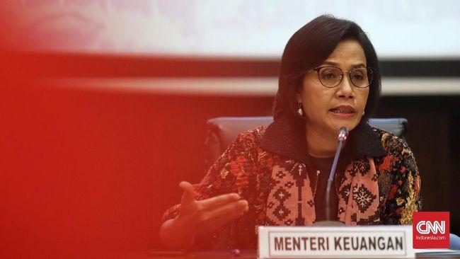 Sri Mulyani Khawatir soal China 'Blacklist' Perusahaan AS