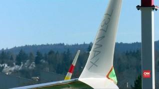 VIDEO: Boeing 737 MAX 8 Berpeluang Terbang Lagi Bulan Depan
