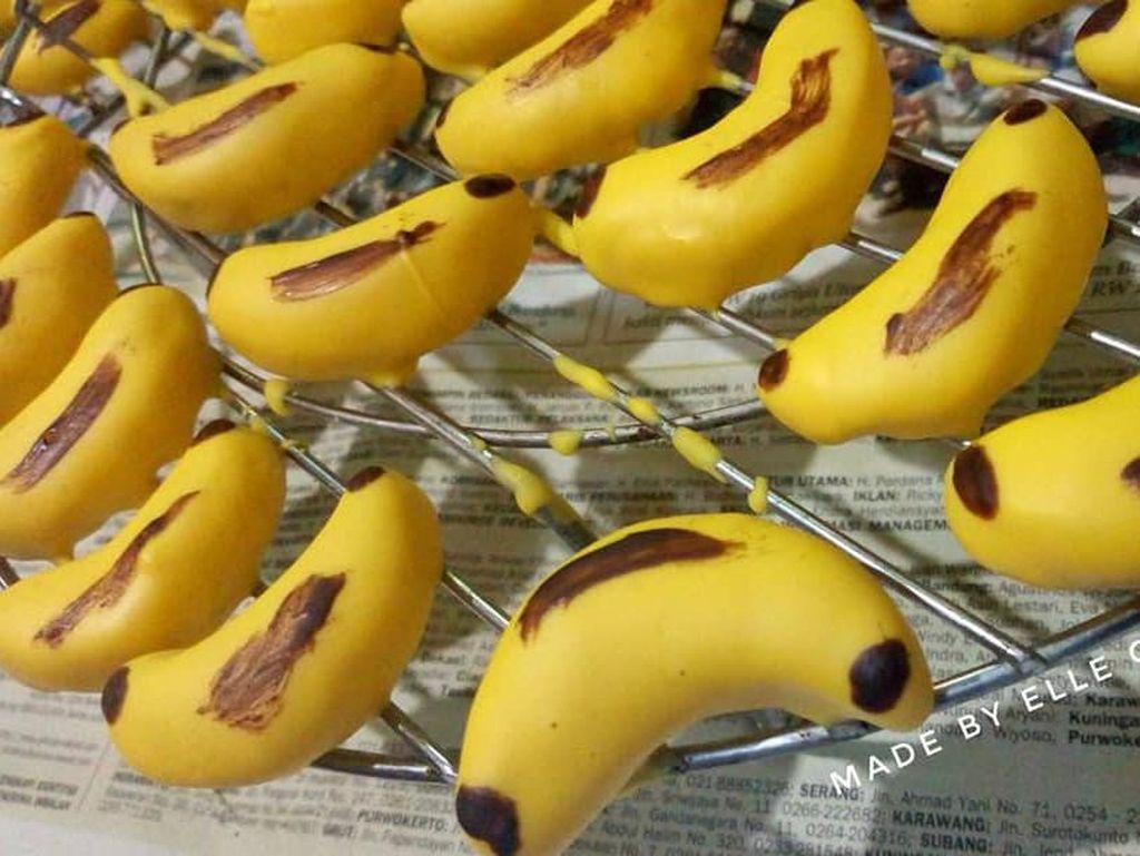 Mungilnya Banana Cookies yang Jadi Tren Kue Lebaran 2019