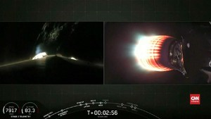 VIDEO: SpaceX Resmi Luncurkan 60 Satelit Internet Broadband