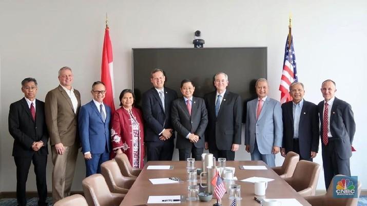 ESDM sambangi kantor Chevron di AS untuk finalisasi proyek laut dalam RI