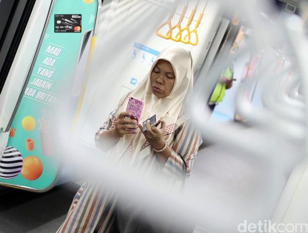 MRT Mulai Beroperasi Normal Pasca Aksi 22 Mei