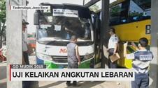 VIDEO: Puluhan Kendaraan Dikandangkan karena Tak Layak Jalan