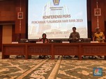 Sri Mulyani Cairkan Rp 19 T untuk THR PNS, TNI & Polri