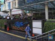 Imbas Corona, Plaza Indonesia Tutup Satu Minggu!