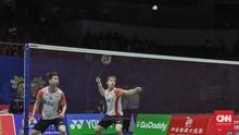 Jadwal Indonesia vs Jepang di Semifinal Piala Sudirman