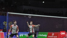 Mental Jadi Kunci Indonesia Lolos ke Semifinal Piala Sudirman