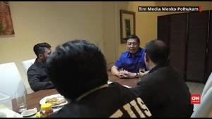 VIDEO: Wiranto Berharap Pendukung Taati Instruksi Prabowo