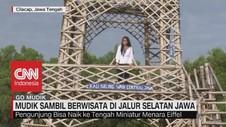 VIDEO: Mudik Sambil Berwisata Di Jalur Selatan Jawa