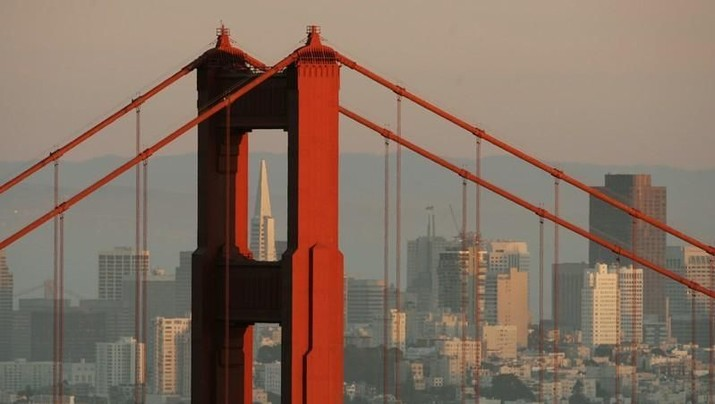 San Fransisco/REUTERS/Robert Galbraith