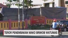 VIDEO: Teror Penembakan Mako Brimob Watumas