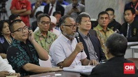 Revisi Gugatan, Tim Prabowo Soroti Posisi Ma'ruf di Bank BUMN