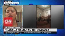 VIDEO: Suasana Ramadan di Hongaria