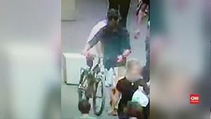 VIDEO: Polisi Prancis Buru Pelaku Bom Koper di Lyon