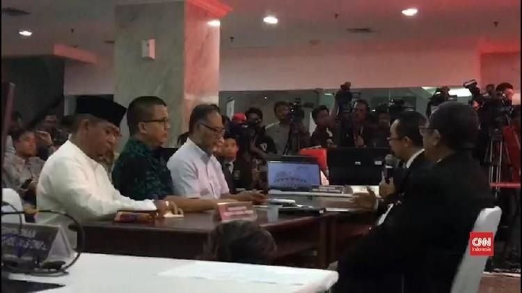 VIDEO: Gugat Hasil Pilpres 2019, Prabowo-Sandi Bawa 51 Bukti