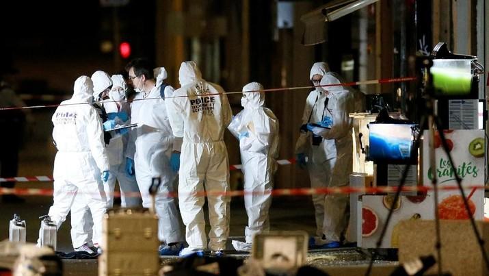 Serangan Bom di Perancis, 13 Orang Terluka! Polisi Olah TKP
