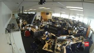 VIDEO: Jelang Lawatan Trump, Jepang Diguncang Gempa 5,1 SR