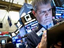 Wall Street Kinclong, Tiga Indeks Utama Sentuh Rekor