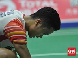 Hasil China Open: Ginting Kalah di Final yang Sengit