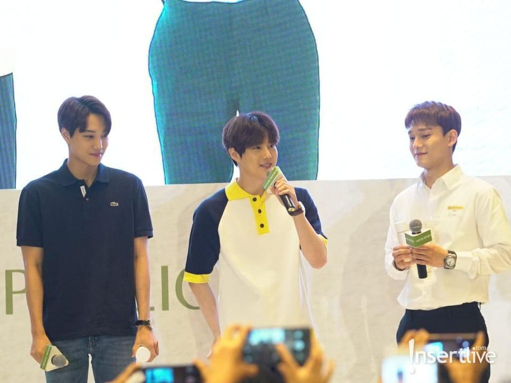Terpopuler: Serunya Konferensi Pers Hingga Fansign EXO di Jakarta