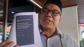 Mustofa Nahrawardaya Ditahan Usai Pemeriksaan Senin Dini Hari