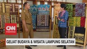 VIDEO: Geliat Budaya dan Wisata Lampung Selatan (5-5)