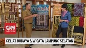 VIDEO: Geliat Budaya dan Wisata Lampung Selatan (3-5)