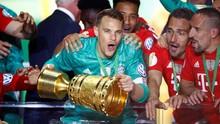 Juara Piala Jerman, Bayern Munchen Dobel Gelar Domestik