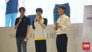 Tiru Cara Personel EXO Merawat Kesehatan Kulit Wajah