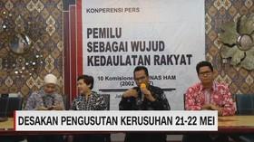 VIDEO: Desakan Pengusutan Kerusuhan 21-22 Mei