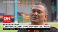 VIDEO: Denny Solang, Penyayang Jiwa-Jiwa Yang Hilang