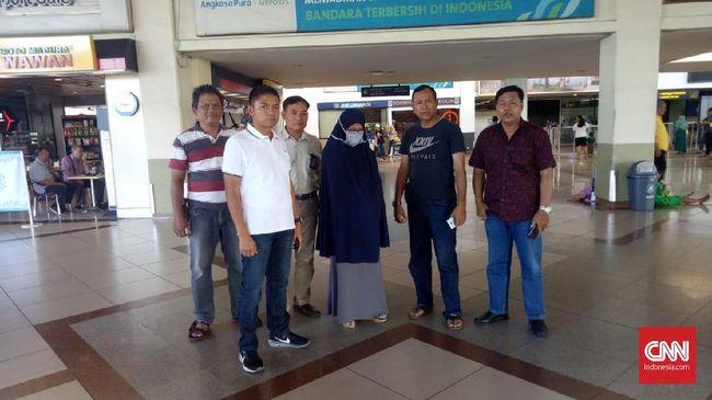 Polisi Amankan Polwan Diduga Radikal di Bandara Juanda