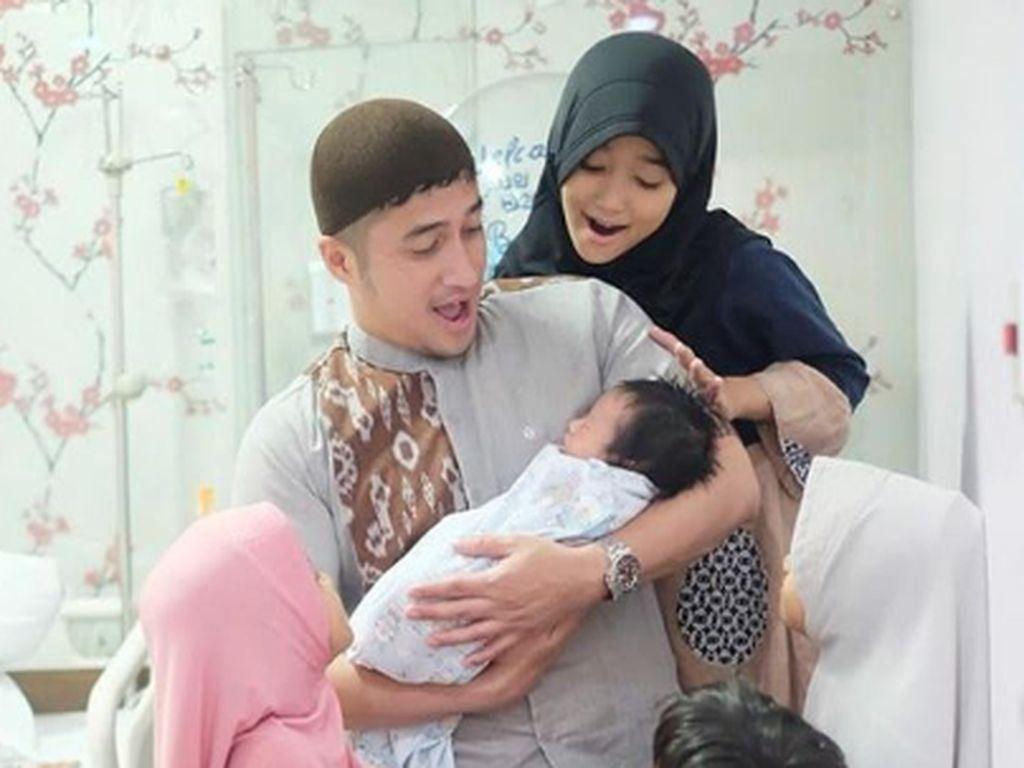 Cerita Menegangkan Irfan Hakim Soal Kelahiran Anak Kelimanya