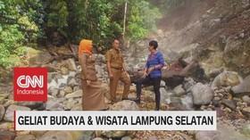 VIDEO: Geliat Budaya dan Wisata Lampung Selatan (4-5)