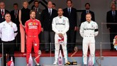 Hasil F1 GP Monaco: Hamilton Menang Secara Dramatis