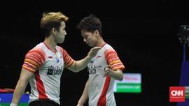 FOTO: Piala Sudirman Masih Sekadar Mimpi bagi Indonesia