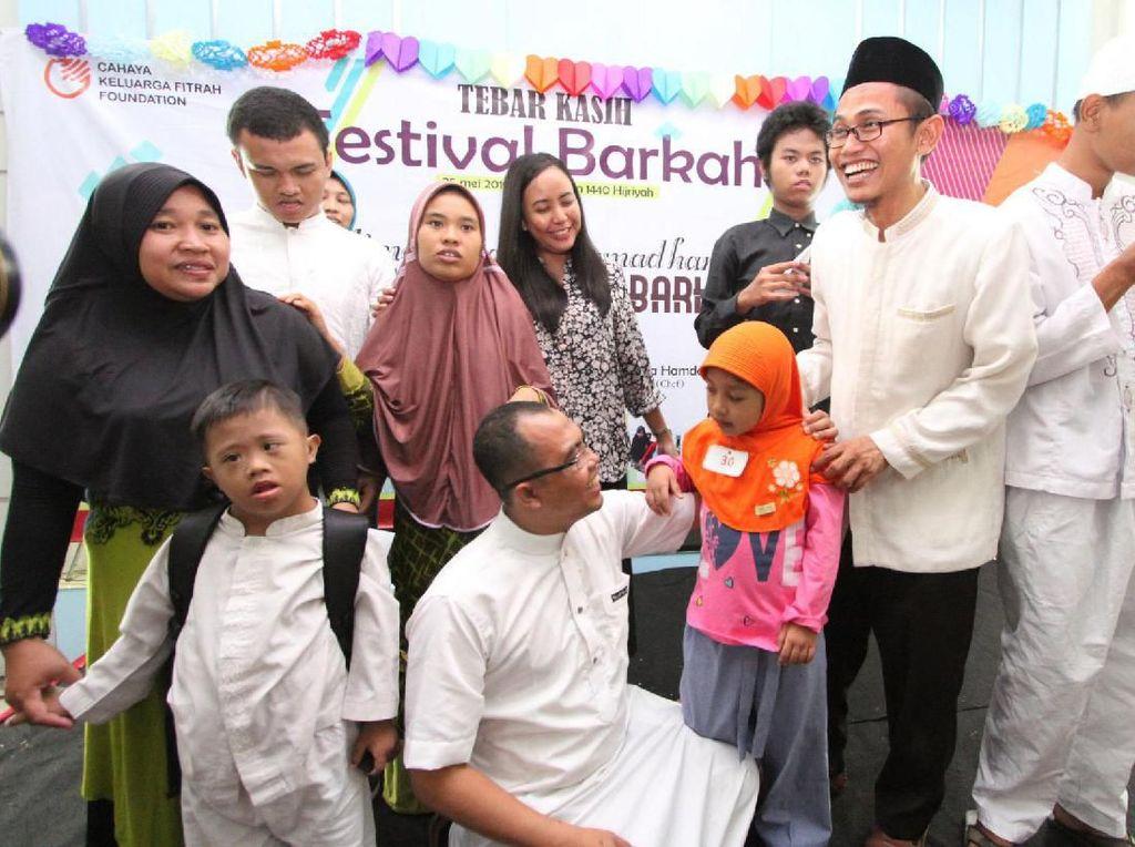 Donasi Untuk Anak-anak Rumah Autis