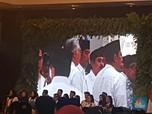 Jokowi Buka Puasa Bersama HIPMI, Sandiaga tak Tampak