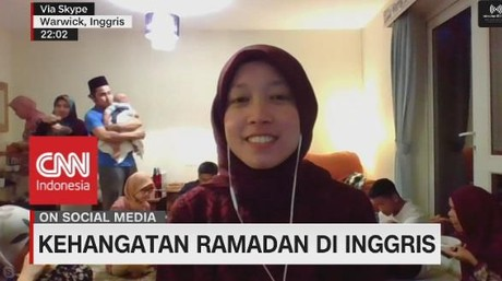 VIDEO: Merasakan Kehangatan Ramadan di Inggris