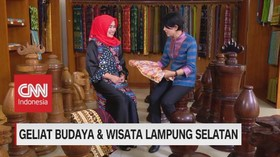 VIDEO: Geliat Budaya dan Wisata Lampung Selatan (1-5)
